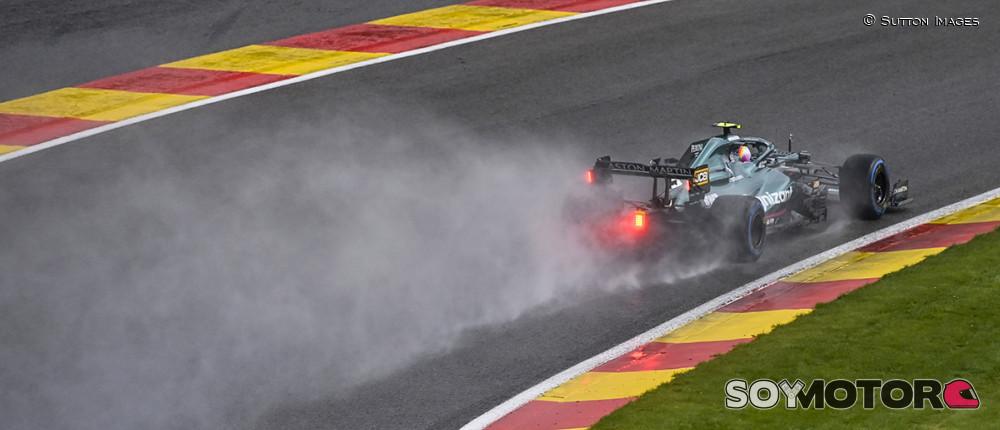 GP de Bélgica F1 2021: Sábado - SoyMotor.com