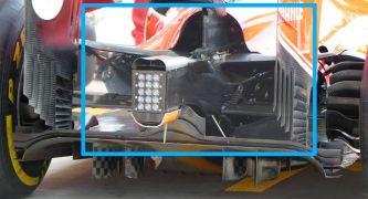 Novedades técnicas del Gran Premio de Estados Unidos F1 2016 - LaF1