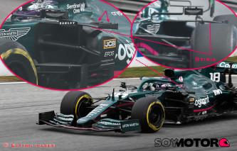 TÉCNICA: las novedades más destacadas del GP de Austria F1 2021