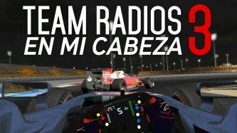 Team radios en mi cabeza - Volumen 3
