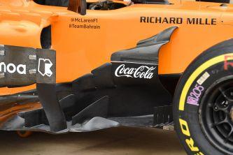 Detalle del McLaren MCL33 en Austin - SoyMotor
