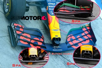 TÉCNICA: Las novedades del GP de Italia F1 2020 - SoyMotor.com