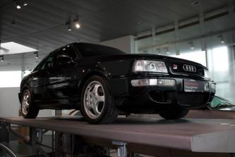 La única unidad expuesta al público se encuentra en el museo de Audi - SoyMotor.com