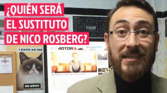¿Quién sustituirá a Nico Rosberg? Análisis de Cristóbal Rosaleny