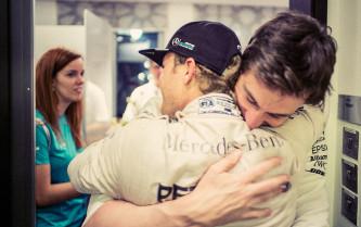 FOTOS: Nico Rosberg se retira de la F1 - SoyMotor.com