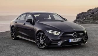 Presentado el Mercedes-AMG CLS 53 - SoyMotor.com
