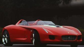 Ferrari Rossa, precursor de los Monza SP1 y SP2 - SoyMotor.com