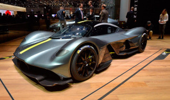 Aston Martin simulará en 3D el cuerpo de los propietarios del Valkyrie - SoyMotor.com