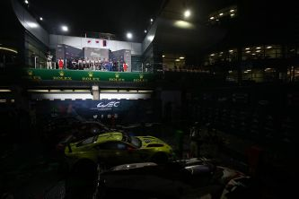Podio de las 6 Horas de Shanghái 2018 - SoyMotor