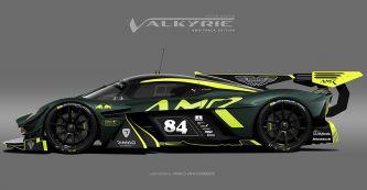 El Aston Martin Valkyrie podría correr en Le Mans - SoyMotor.com