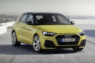 Audi A1 Sportback - SoyMotor.com