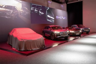 Presentación del Audi e-tron - SoyMotor.com