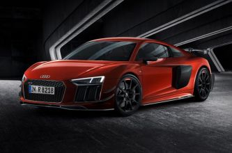Audi R8 V10 Performance Parts Edition - SoyMotor.com