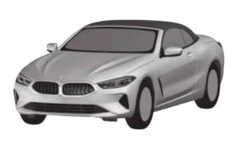 Fotos de la patente del BMW Serie 8 Convertible - SoyMotor