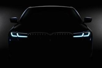 BMW i5:  una nueva berlina eléctrica asoma en el horizonte - SoyMotor.com