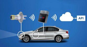 Una startup alemana presenta una bombilla LED con cámara integrada para coches autónomos - SoyMotor.com