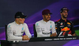 GP de Canadá F1 2017: Rueda de prensa del domingo - SoyMotor.com