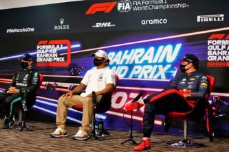 GP de Baréin F1 2020: Rueda de prensa del sábado - SoyMotor.com