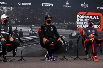 GP de Bélgica F1 2020: Rueda de prensa del domingo - SoyMotor.com