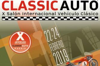 ClassicAuto Madrid celebra su décima edición - SoyMotor.com