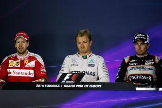 Rosberg gana el GP de Europa por delante de Vettel y Pérez - LaF1