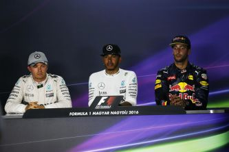Conferencia de prensa del domingo - LaF1
