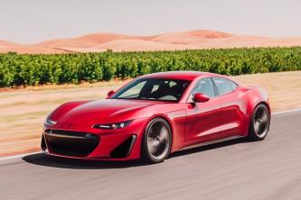 Drako GTE: superdeportivo eléctrico de 1.200 caballos - SoyMotor.com