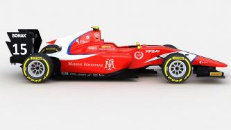 El Arden de GP3 para Sacha Fenestraz – SoyMotor.com