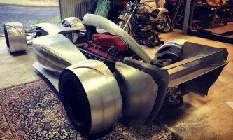 769 caballos para un peso de 700 caballos, así es este Fórmula 1 de calle - SoyMotor.com