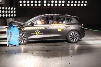 El nuevo Ford Focus logra las cinco estrellas EuroNCAP - SoyMotor.com