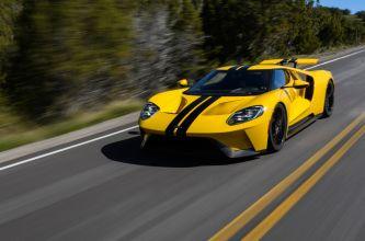 Ford GT: la marca amplía la producción por la elevada demanda - SoyMotor.com