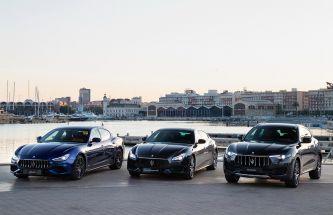 Navegamos con la gama Maserati 2018: brisa electrónica