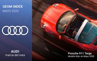 Audi y el Porsche 911 Targa dominan España... en mayo - SoyMotor.com
