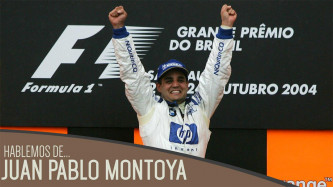 Hablemos de... Juan Pablo Montoya
