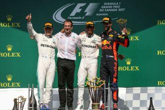Hamilton gana en Canadá sin oposición; Alonso y Sainz KO - SoyMotor.com