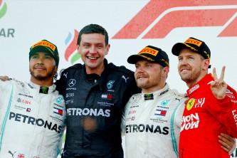 GP de Azerbaiyán F1 2019: Rueda de prensa del domingo - SoyMotor.com