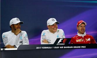 GP de Baréin F1 2017: Rueda de prensa del sábado - SoyMotor.com