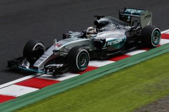 Hamilton consiguió su octava victoria del año y se le vuelve a marchar a Rosberg - LaF1