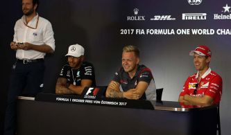 "Hamilton: ""Vettel me mandó un mensaje, hablamos y se disculpó"" - SoyMotor.com"