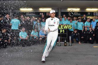 Lewis Hamilton, victorioso en Azerbaiyán - SoyMotor