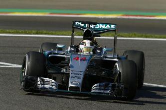 Lewis Hamilton no tuvo rival en Spa y se fue de Bélgica más líder del Mundial - LaF1