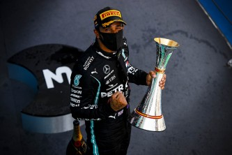 Hamilton domina desde la Pole un tórrido GP de España; Sainz 6º - SoyMotor.com