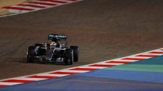 Lewis Hamilton tuvo que conformarse con la tercera posición - LaF1