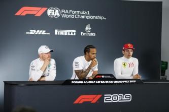 GP de Baréin F1 2019: Rueda de prensa del domingo –SoyMotor.com