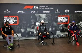 GP de Emilia Romaña F1 2020: Rueda de prensa del sábado - SoyMotor.com