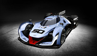 Hyundai N 2025 Vision Gran Turismo Concept - SoyMotor