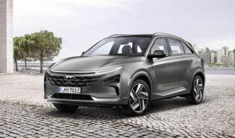 El Hyundai Nexo es un ejemplo de SUV con pila de combustible de hidrógeno - SoyMotor