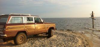 Jeep Wagoneer enterrado durante 40 años - SoyMotor.com