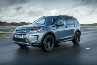 Land Rover Discovery Sport P300e 2020: tricilíndrico híbrido enchufable - SoyMotor.com