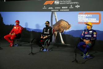GP de Austria F1 2020: rueda de prensa del domingo - SoyMotor.com